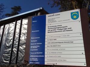 Großbauprojekt Gemeinde Tramin