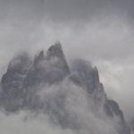 Schlern im Wolkenmeer