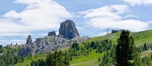 Cinque Torri - Kletterparadies in den Dolomiten