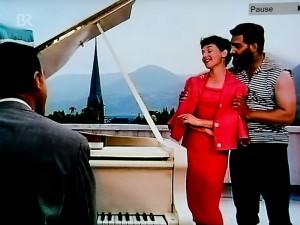 Terrasse aus dem Film: Mein Schatz ist aus Tirol