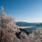 winter blick richtung bozen