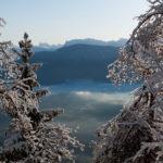 schlern im Winter