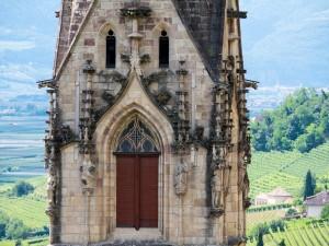 Kirchturm Tramin