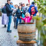 Weinveranstaltung - Traminer Weingassl